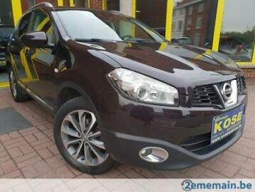 nissan qashqai 1.5 dci 2wd executive//gps//1er proprietaire