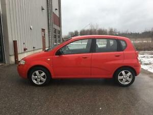 2008 Pontiac Wave SE Hatchback Fully Loaded