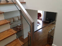 Stainless Steel Railings and Handrails - FREE ESTIMATES