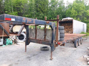 1995 Triaxle Dropdeck