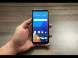 Lg g6 comme neuf a vendre