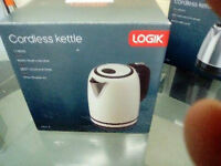 cream logik kettle