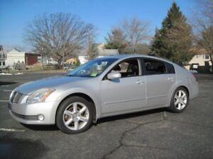 2004 Nissan Maxima PARTS CAR/PART OUT