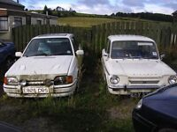 Looking for a old car for project