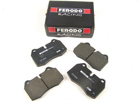 Ferodo DS2500 Front Brake Pads For Nissan 350Z With Brembo Calipers FCP1561H