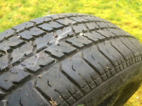 4 Tubeless Winter tires P185/65 14