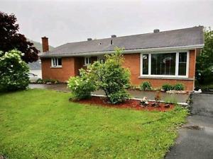 Maison à vendre à Matapédia (Gaspésie)