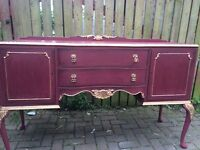 VICTORIAN LUSH SIDEBOARD