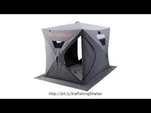 Arctic Shield Ice Shelter