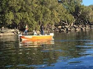Custom Bass Bream Tournament boat Grafton Clarence Valley Preview