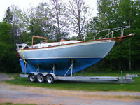 1975 Southern Cross Cutter 31' Must go
