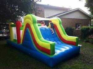 Inflatable Bouncy Castles and Houses