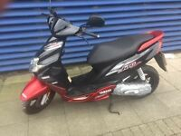 yamaha jog rr 50cc 50 excellent condition must see low milage 2014