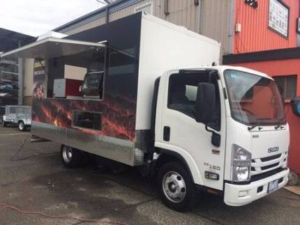 Food Truck - Ready for Sale - Brand New