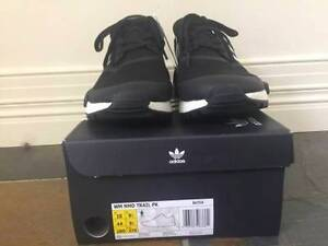 adidas NMD Trail Prime knit White Mountaineering BA7518 US10 Melbourne CBD Melbourne City Preview