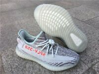 Mens Yeezy boost 350 v2 Blue tint size 10