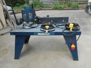 Router table mastercraft buy or sell tools in ontario kijiji router for sale keyboard keysfo Images
