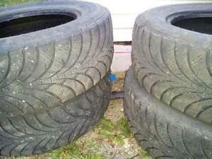 Good-year 195/65r15 winter tires