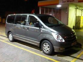 i800 Hyundai MPV 8 seates -immaculate conditon, one previous owner-large boot for 8 cases