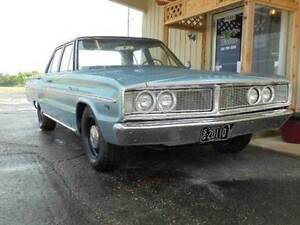 Looking for 1966 Dodge Coronet