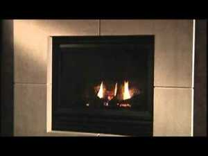 Heat & Glo Slimline Series Gas Fireplace