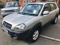 Hyundai Tuscon CDX 2.0 CRTD Diesel 5dr - 2 Owners - Superb Spec - Free Warranty Included!!