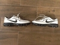 Nike Golf Shoes in Good Used Condition UK Size 8