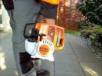 Stihl kombi engine