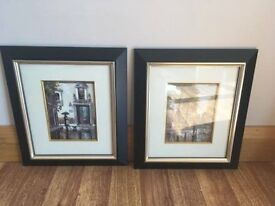 Pair of pictures originally bought for £65