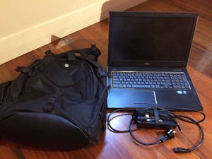 Laptop- Dell Vostro 3750 and laptop backpack Broadmeadow Newcastle Area Preview