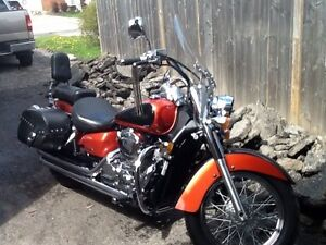 2006 Honda shadow ace