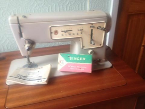 Singer Sewing Machine Model 40 With Extending Table And Instruction Inspiration Singer 447 Sewing Machine