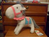Hiccups Hollie horse