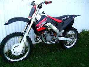 Looking for 98-99 cr 125 parts