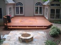 From The Ground Up Carpentry build anything decks to houses