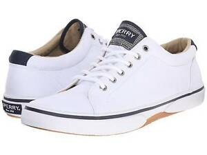 Sperry Top-Sider Men's Halyard LTT White - Size 12AUS Busby Liverpool Area Preview