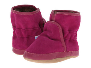 Robeez 12-18m ankle booties