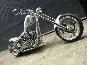 Custom chopper Balgowlah Heights Manly Area Preview