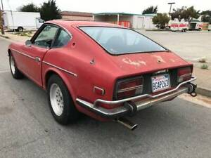 Wanted Datsun 240z 260z 280z Any Condition Or Parts