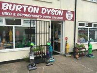 BURTON DYSON USED AND RECONDITIONED DYSONS , SERVICES AND REPAIRS 01283 526614