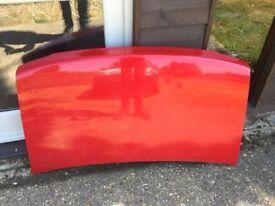 MX5 MK1 1989-1998 NA BOOT LID RED