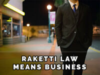 RAKETTI LAW MEANS BUSINESS - FREE CONSULTATION