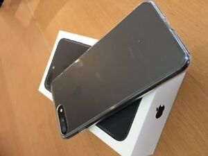 BRAND NEW 32 GB SPACE BLACK IPHONE 7  APPLE CARE