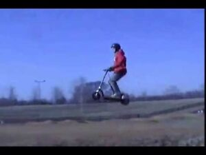 We buy and sell Goped scooters