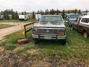 Ford f250 for trade