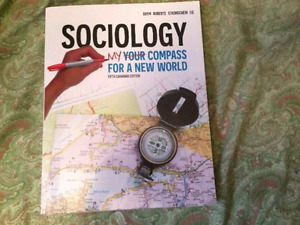 Sociology my compass for a new world  5th Edition Text Book