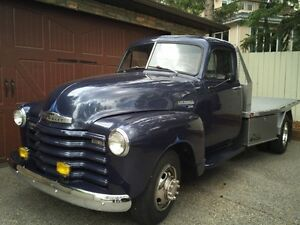 BEAUTIFUL 1953 CHEVROLET 3100 RESTORED