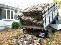 DRY HARDWOOD FIREWOOD MOSTLY MAPLE $190  488-8588