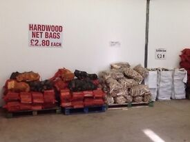 Firewood logs £2.80 4 for £10 fee delivery in ten miles