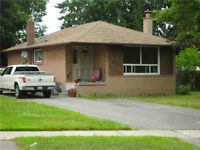 2+2 BR Detached Bungalow in Mississauga near Truscott Dr/ Southd